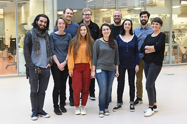 Research group Graef 2019